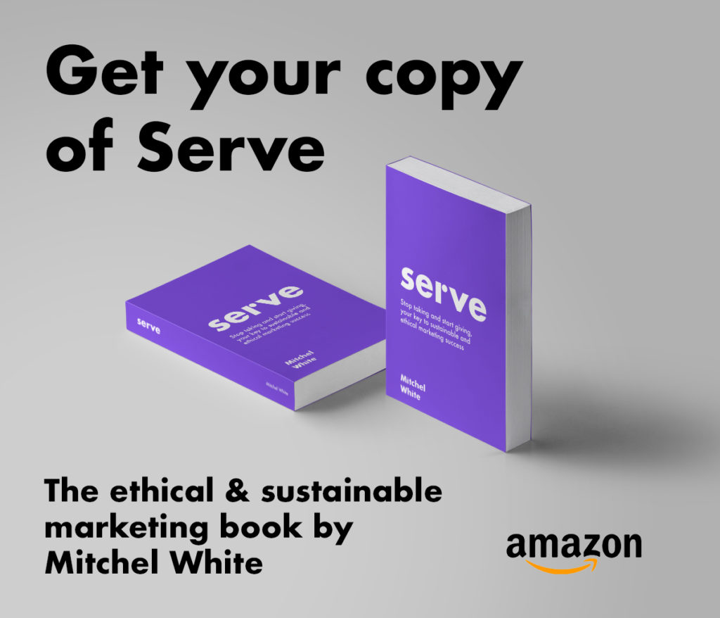 Get your copy of Serve